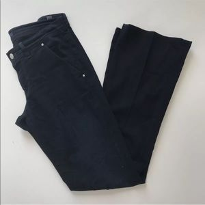 7 For All Mankind Jeans 28 Dark Kaylie Bootcut
